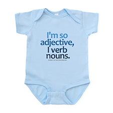 I'm So Adjective Infant Bodysuit