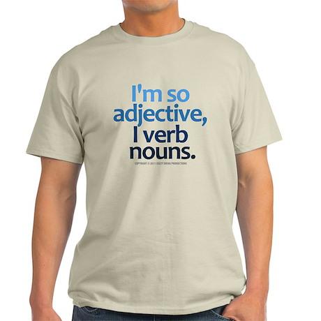 I'm So Adjective Light T-Shirt