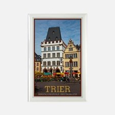 Trier Cross Monument Rectangle Magnet