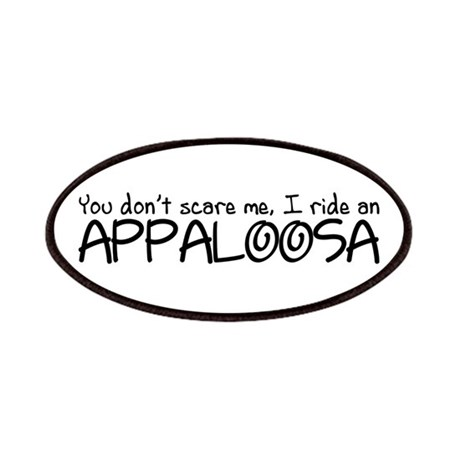 Appaloosa Patches