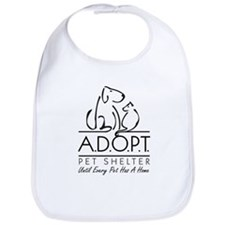 A.D.O.P.T. Pet Shelter Bib
