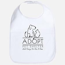 A.D.O.P.T. Pet Shelter Bib