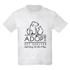 A.D.O.P.T. Pet Shelter T-Shirt