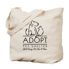 A.D.O.P.T. Pet Shelter Tote Bag