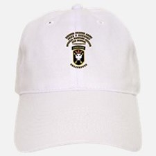 SOF - USAJFKSWCS SSI with Text Baseball Baseball Cap