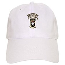 SOF - USAJFKSWCS SSI with Text Baseball Cap