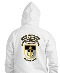 SOF - USAJFKSWCS SSI with Text Hoodie