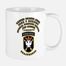 SOF - USAJFKSWCS SSI with Text Mug