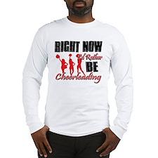 Cheerleading Gift Designs Long Sleeve T-Shirt