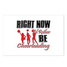 Cheerleading Gift Designs Postcards (Package of 8)