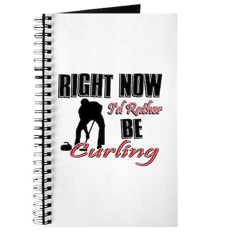 Curling Gift Designs Journal