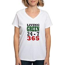 Living Green Shirt