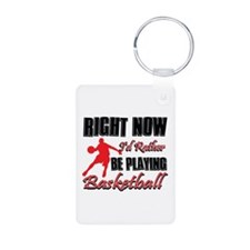 Basketball Gift Designs Keychains