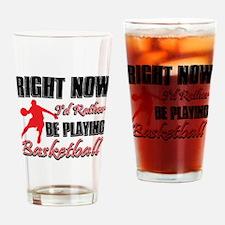 Basketball Gift Designs Drinking Glass