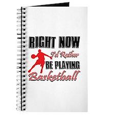 Basketball Gift Designs Journal