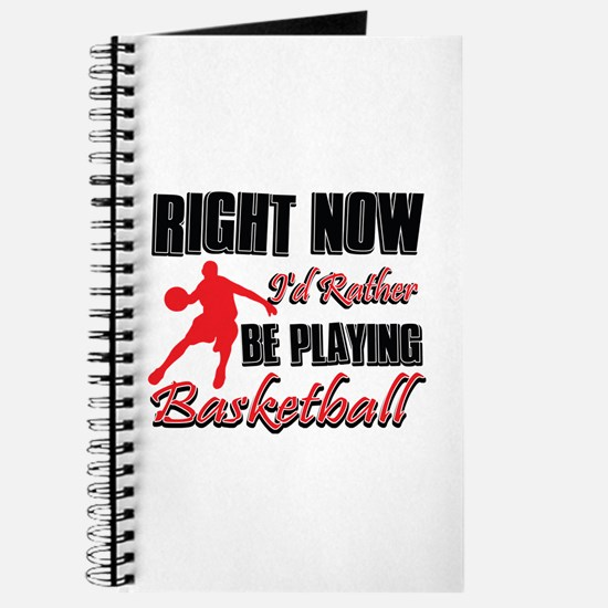 Basketball Gift Designs Journal