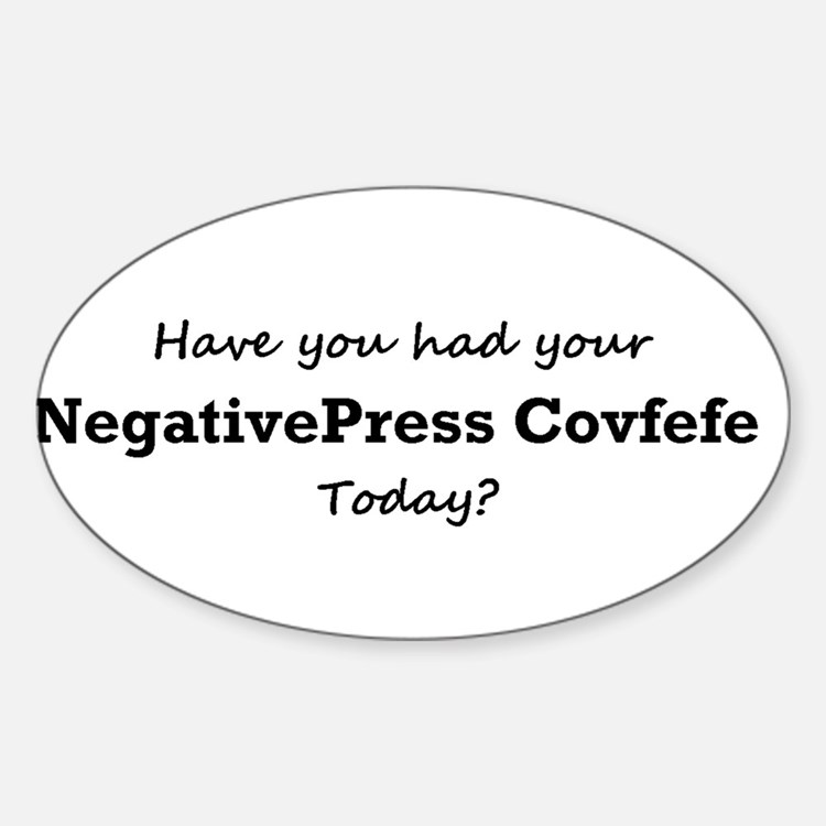Had Your Covfefe Today? Decal