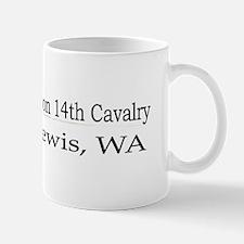 1st Squadron 14th Cavalry Mug