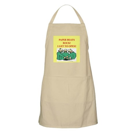 funny surgeon jokes Apron