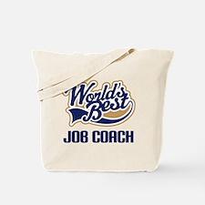 Job Coach Gift Tote Bag