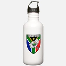 South African Soccer Water Bottle