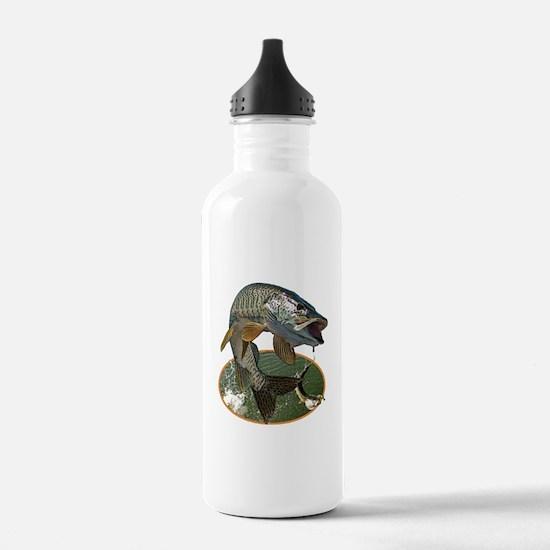 Musky Fishing Water Bottle