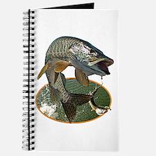 Musky Fishing Journal