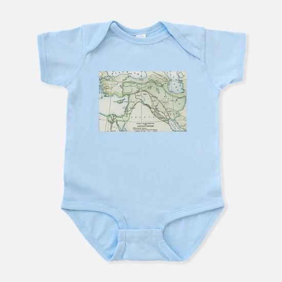 Bablyonian & Assyrian Empire Infant Bodysuit