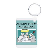 funny surgeon jokes Keychains