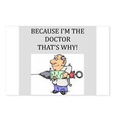 Doctor's office Postcards (Package of 8)