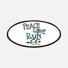Peace Love Run CC Patches
