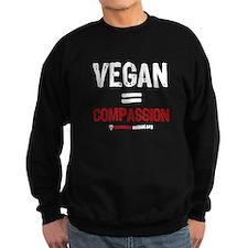 VEGAN=COMPASSION - Sweatshirt