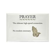 High-Speed Prayer Rectangle Magnet