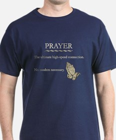 High-Speed Prayer T-Shirt