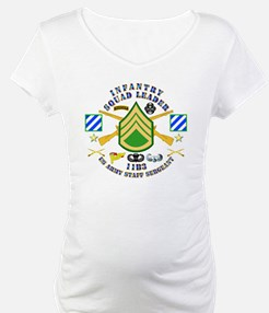 Infantry - Squad Leader - 3rd Infantry Shirt