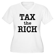 TAX the RICH Tshirts and Products T-Shirt