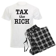 TAX the RICH Tshirts and Products Pajamas