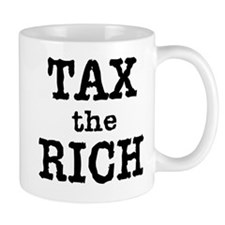 TAX the RICH Tshirts and Products Mug
