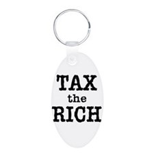 TAX the RICH Tshirts and Products Keychains