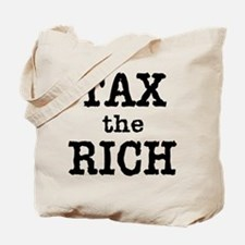 TAX the RICH Tshirts and Products Tote Bag