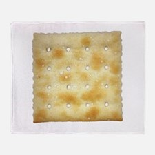 Cracker Throw Blanket
