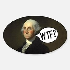 george-washington-rec Decal