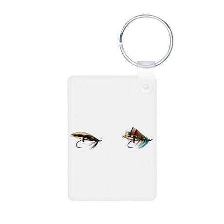"""Fly 3"" Aluminum Photo Keychain"