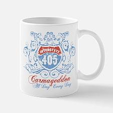 Carmageddon 405 Mug