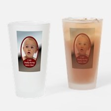 Holidays 2 Drinking Glass