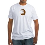 Clan Goat Fitted T-Shirt
