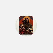 Cute Native american religions Mini Button (10 pack)