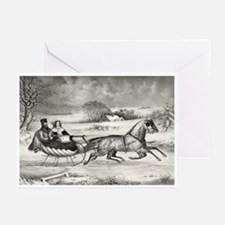 The Winter Road greeting cards (Pk of 10)