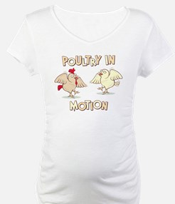 """Poultry in Motion"" Shirt"
