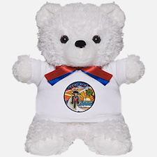Motorcycle Skyway #1 Teddy Bear